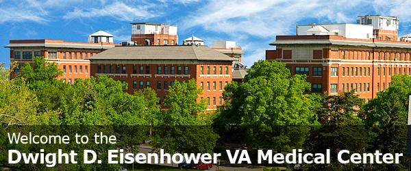 Dwight D. Eisenhower VA Medical Center Logo