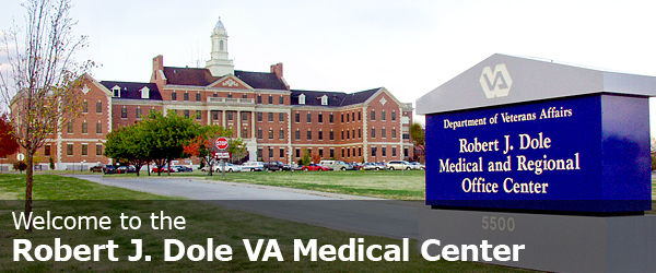 Robert J. Dole VA Medical Center Logo