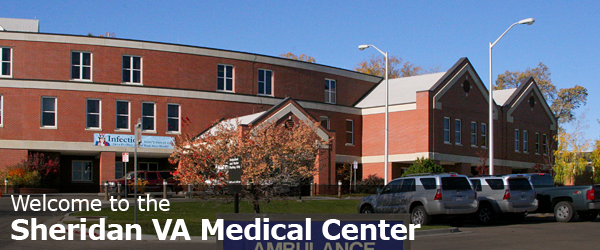 Sheridan VA Medical Center Image