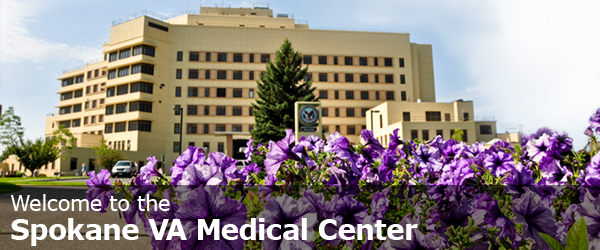 Spokane VA Medical Center Image