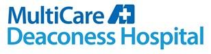 MultiCare Deaconess Hospital Logo