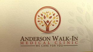 Anderson Walk-In Medical Clinic Logo