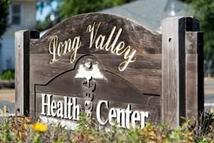 Long Valley Health Center Logo