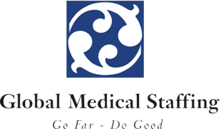 Global Medical Staffing Logo