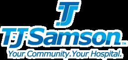 T.J. Samson Community Hospital Logo