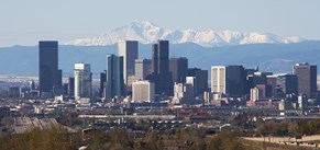 Denver Colorado Metro Area Image