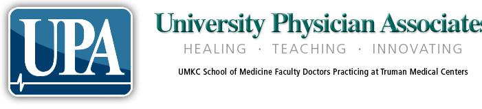 University Physician Associates Logo