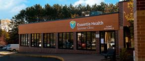 Essentia Health-Spooner Clinic Image