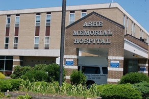 Ashe Memorial Hospital Image