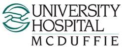 University Hospital McDuffie Logo
