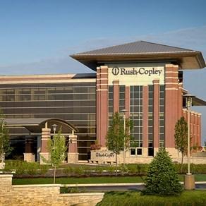 Rush-Copley Medical Center Image