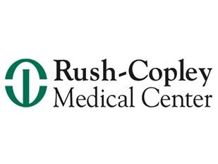 Rush-Copley Medical Center Logo