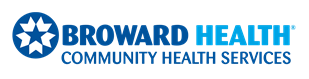 Broward Community Health Services Primary Care Centers Logo