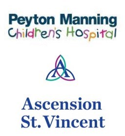 Peyton Manning Children's Hospital at St. Vincent Logo