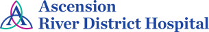 Ascension River District Hospital Logo