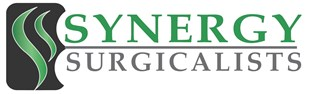 Synergy Surgicalists /  PeaceHealth St. Joseph Medical Center Logo