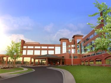 Sentara RMH Medical Center Image