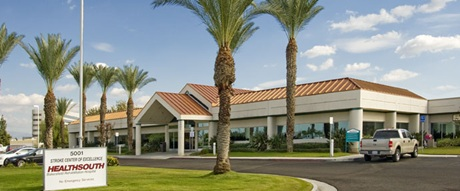 Encompass Health Rehabilitation Hospital of Bakersfield Image