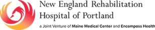 New England Rehabilitation Hospital of Portland Maine Logo