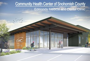 CHC of Snohomish County-Edmonds Medical and Dental Clinic Image