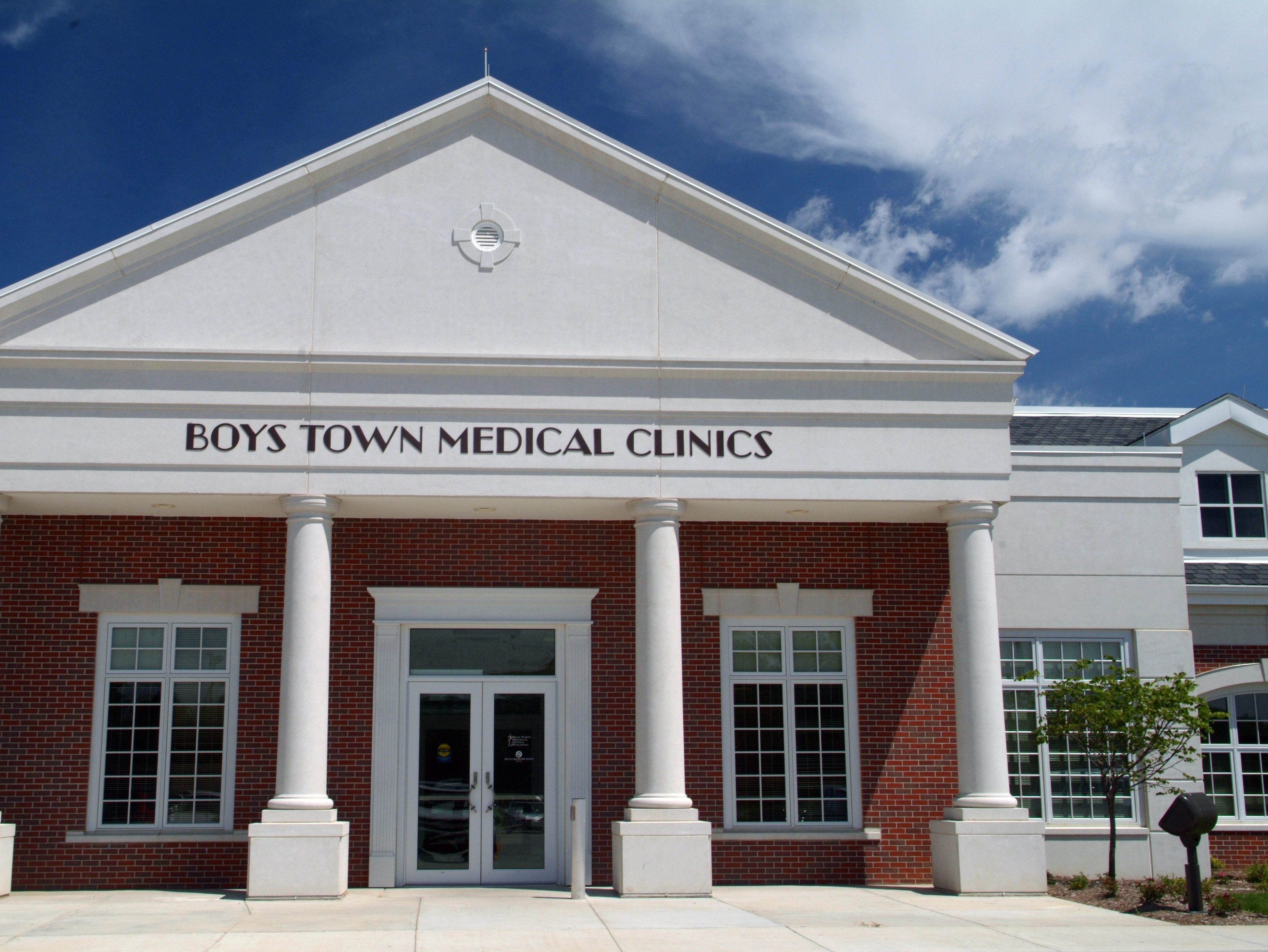 Boys Town Medical Campus - Pacific Street Specialty Clinic / Inpatient Unit Image