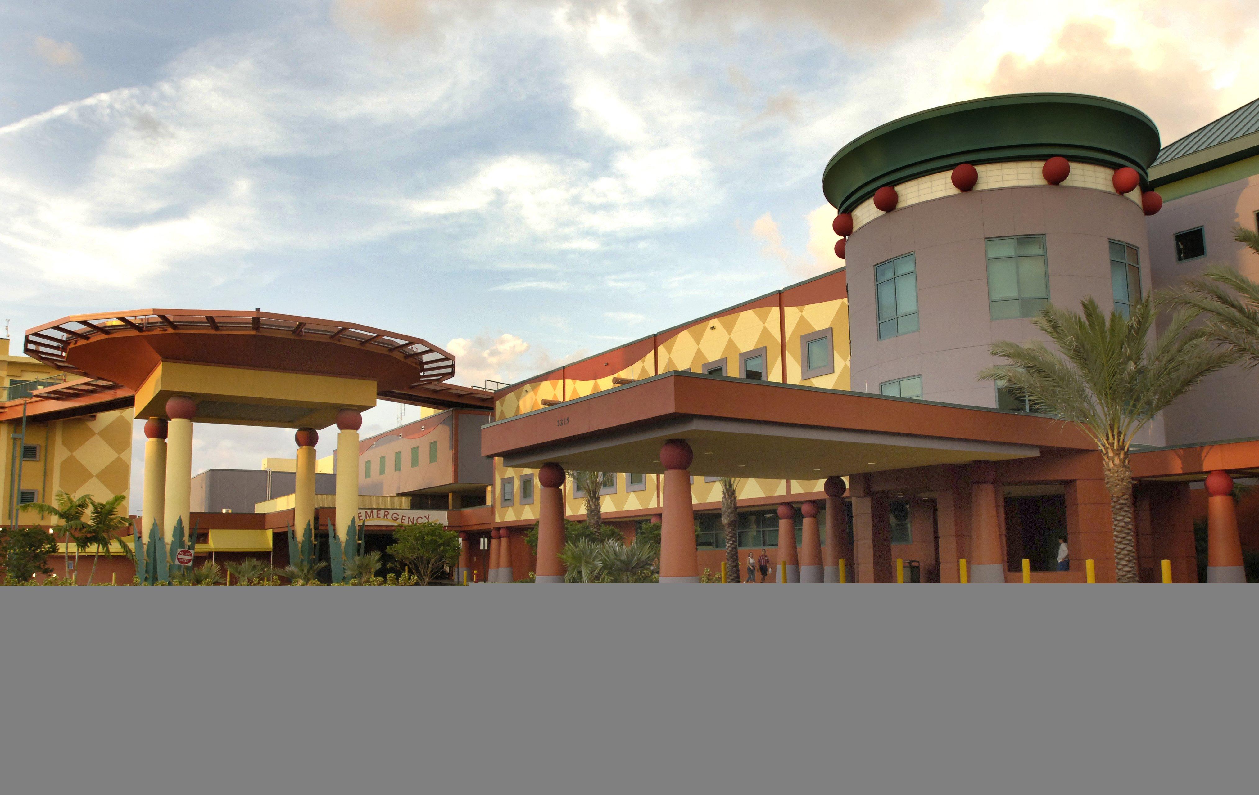 Nicklaus Children's Hospital Image