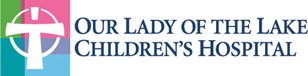 Our Lady Of The Lake Children's Hospital Logo