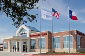 EGPA - Houston Methodist Pearland Emergency Care Center Image