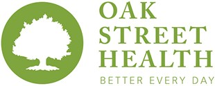 Oak Street Health in Rockford Logo