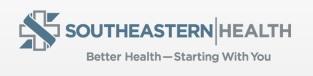 Southeastern Health Logo
