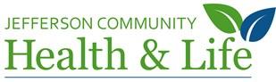 Jefferson Community Health & Life Logo