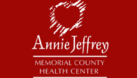 Annie Jeffrey Memorial County Health Center Logo