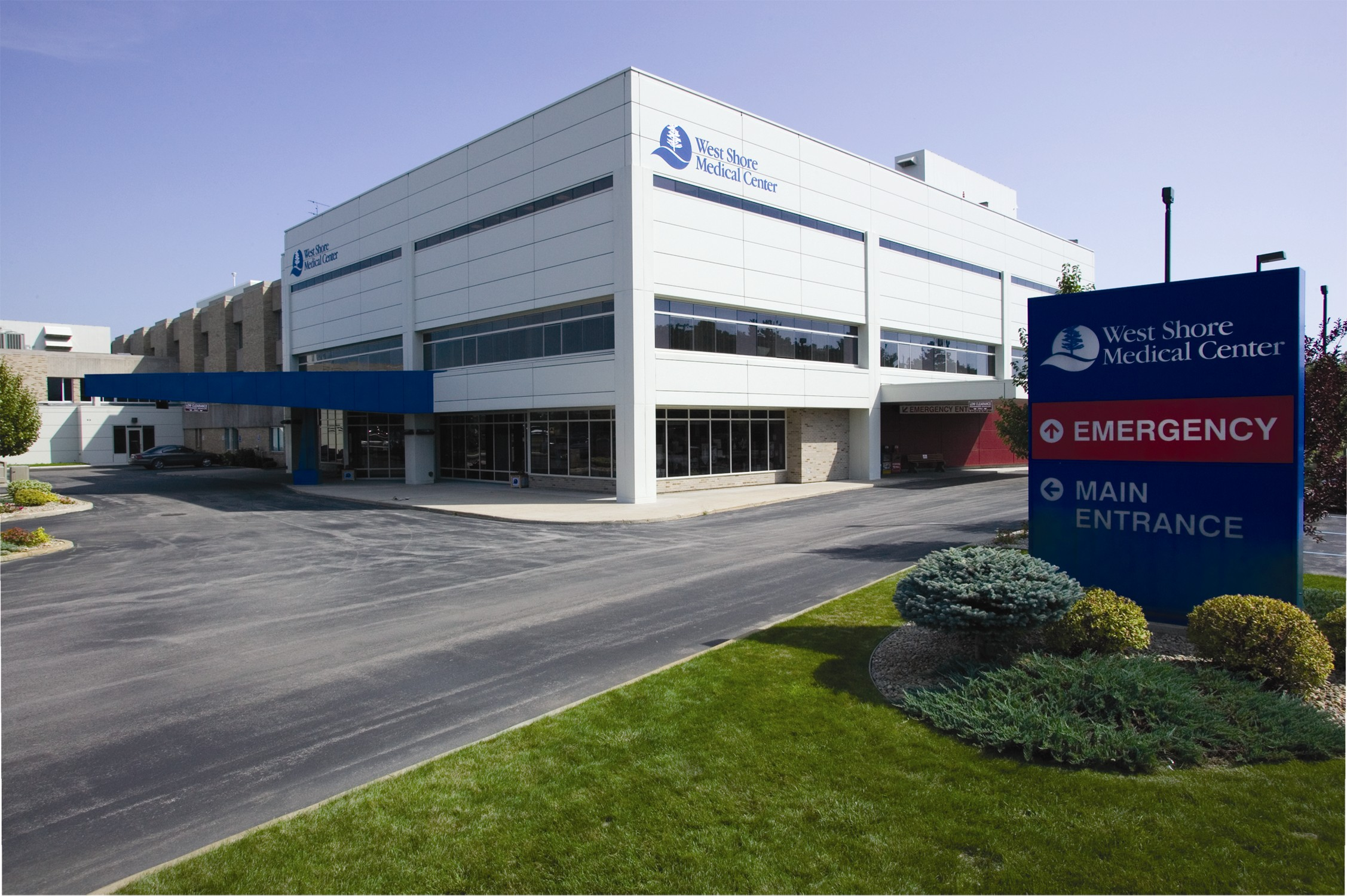 Munson Healthcare Manistee Hospital Image