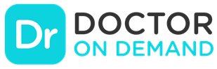 Doctor On Demand - TX Licensed Physicians (Dallas/Nationwide) Logo