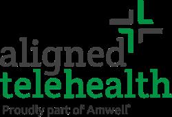 Aligned Telehealth - Florida Logo