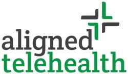Aligned Telehealth - Nevada Logo