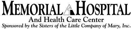 Memorial Hospital and Health Care Center Logo
