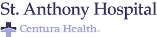 St. Anthony - Centura Health Logo