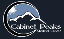 Cabinet Peaks Medical Center Logo