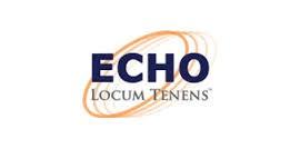 Echo Locum Tenens Logo