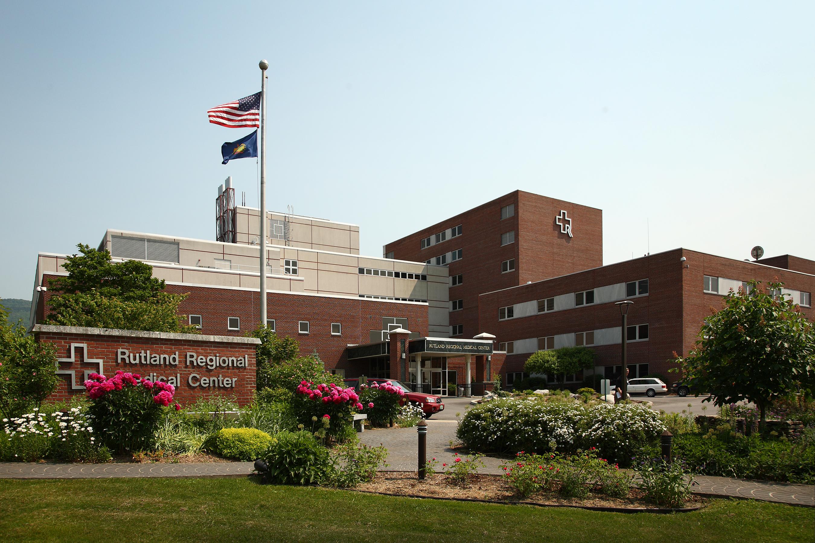 Rutland Regional Medical Center Image
