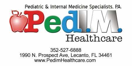 Pedim Healthcare Logo