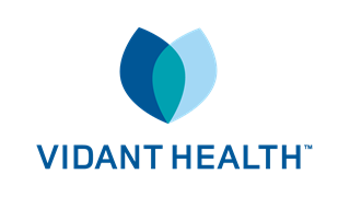 Vidant Cancer Care at the Eddie and Jo Allison Smith Tower Logo