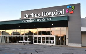 Backus Hospital Center for Endocrinology, Diabetes & Metabolism Image