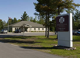 Marshfield Clinic Eagle River Center Image