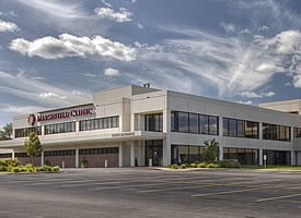 Marshfield Clinic Wausau Center Image