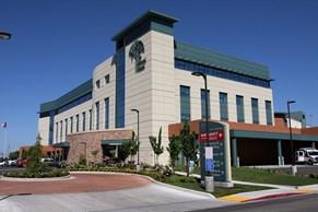 Academic Hospital system Sacramento Metro Image