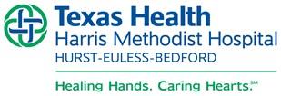 Texas Health Harris Methodist Hospital Hurst·Euless·Bedford Logo