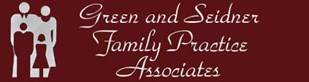 Green and Seidner Family Practice Logo