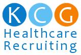 KCG Healthcare Recruiting - Detroit Logo